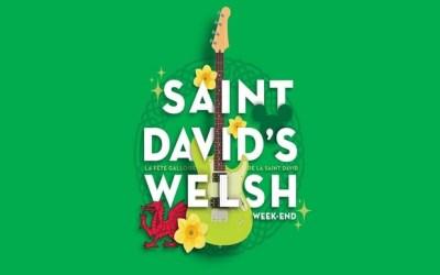 Festival Gallois de la Saint David du 6 au 8 mars à Disney Village