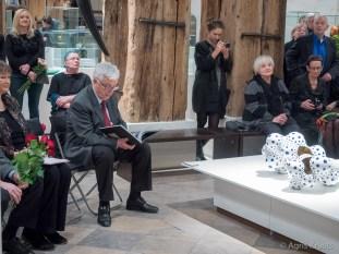 Dekoratīvās mākslas un dizaina muzejs, Raimonds Pauls