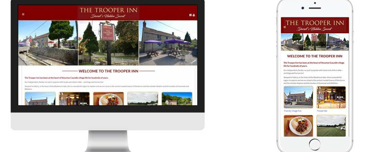 The Trooper Inn Pub