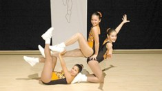 gimnastica aerobica