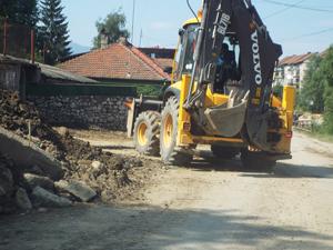 buldozer maleia