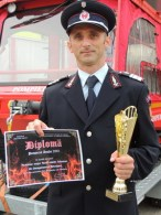 pompierul anului