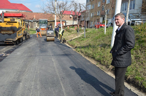 asfaltare petro