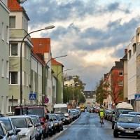 Straße in Köln