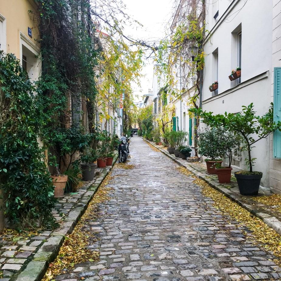 Sud de Paris - Rue des Thermopyles