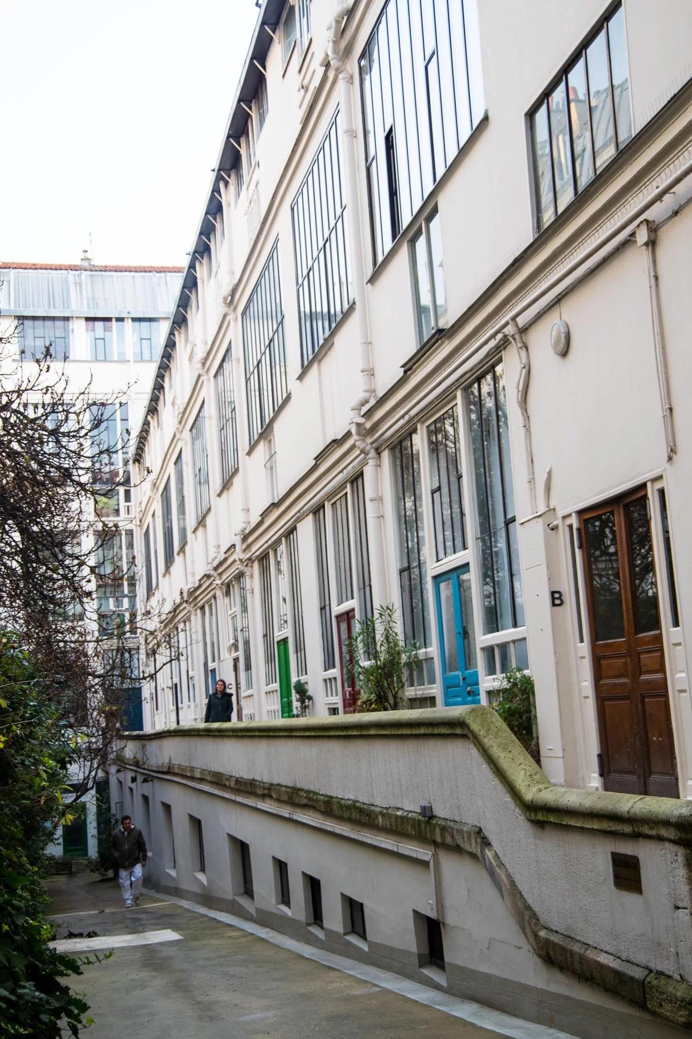 Sud de Paris - 9 rue Campagne Première