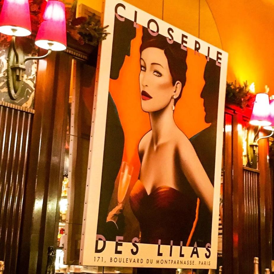 Sud de Paris - Closerie des Lilas