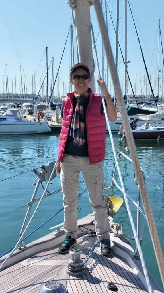 Alexandra du Blog En Route Pour l'Asie