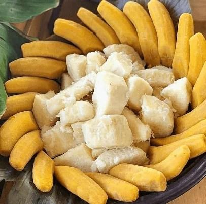 Banane Igname
