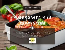 Foodtrotter - Aubergines a la parmigiana