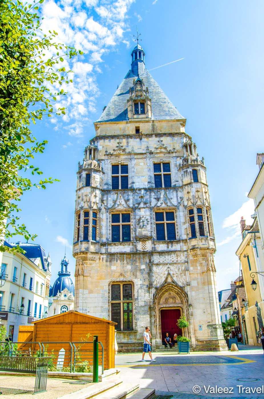 Beffroi de Dreux de la Grande Rue Maurice Viollette