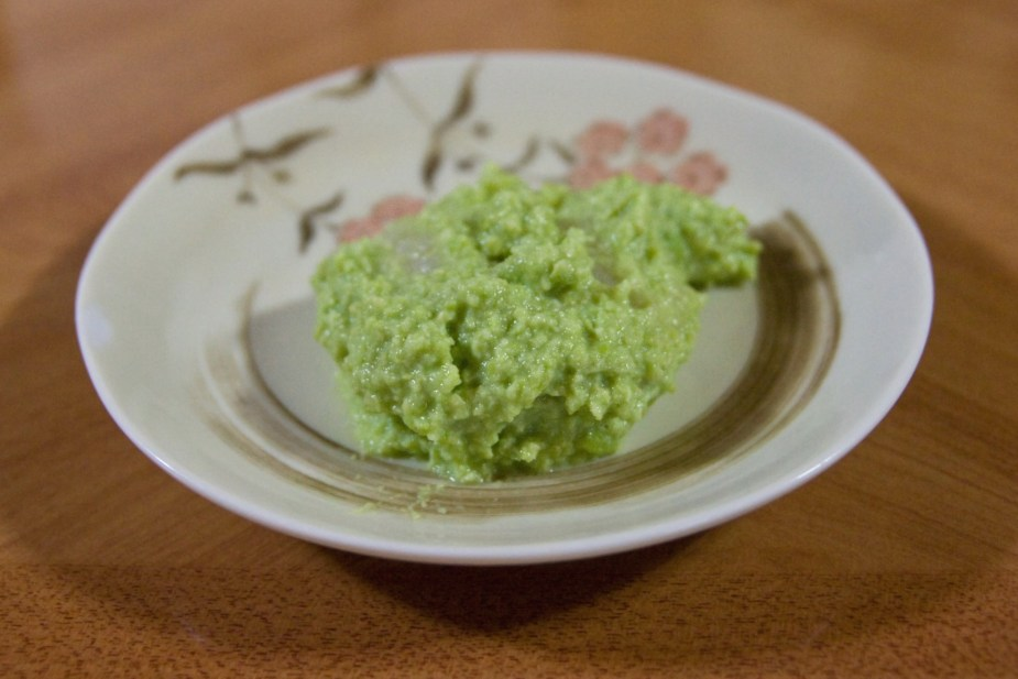 Zunda-mochi