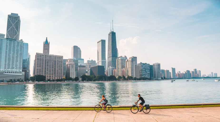 Expériences en plein air à Chicago