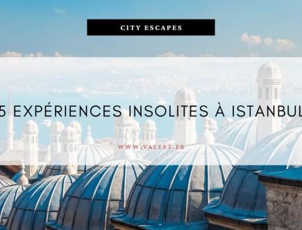 5 expériences insolites à Istanbul