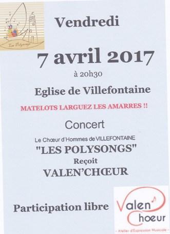 concert polysongs