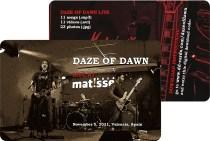 DDCARD sample - Matisse LIVE