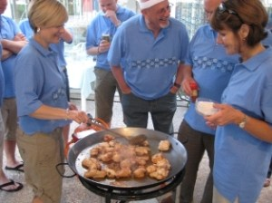 Corporate Blazing Events Paella Competition