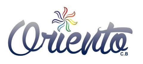Oriento logo