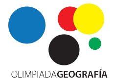 Fase local alicante - Olimpiadas de Geografía