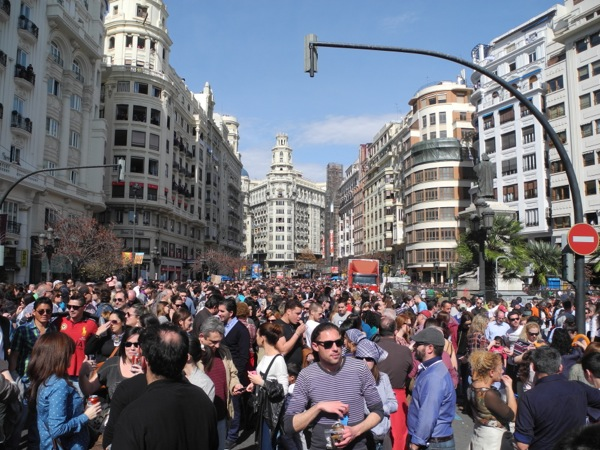 Fallas: And Then They Lost Their Collective Minds