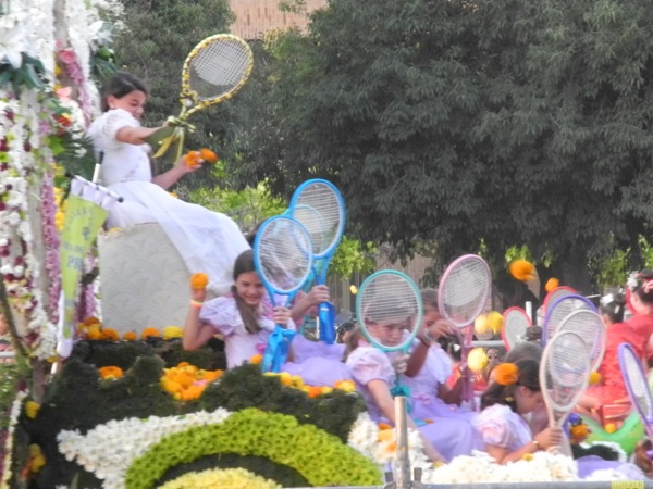 2015 Valencia: Batalla de Flores