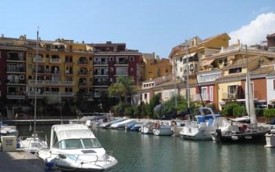 2015 Valencia: Port Saplaya, where Venice met Spain
