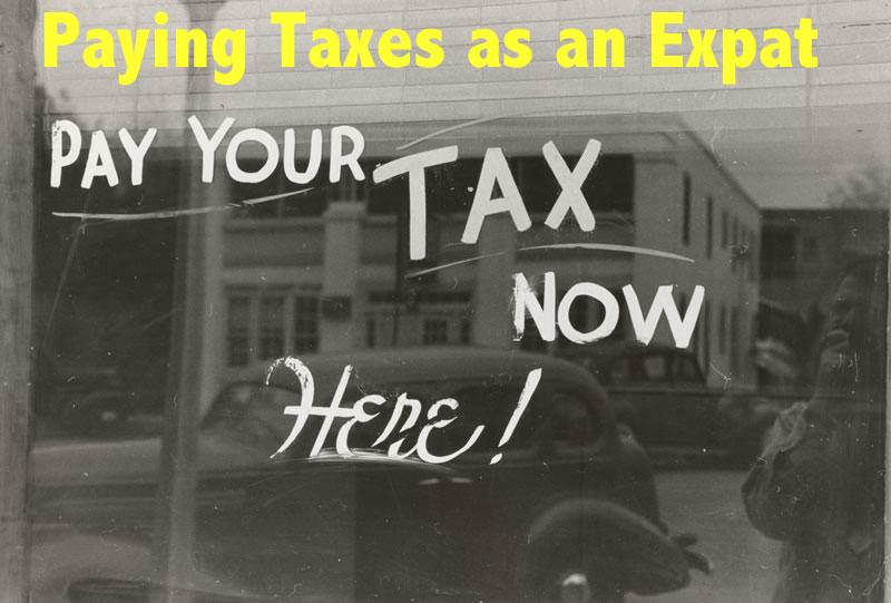 Taxes for US Expats