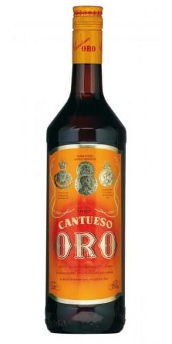 Una de las marcas que se comercializa del Cantueso: Cantueso Oro. Fuente: vinoscutanda.com
