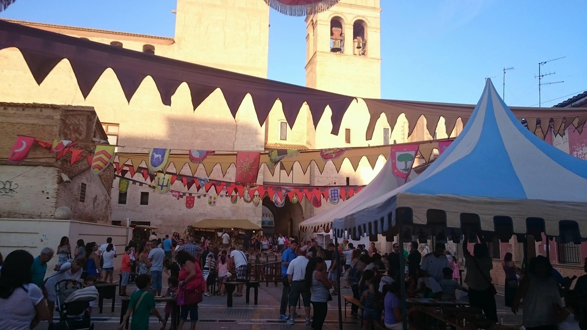 Mercados Medievales En Valencia En Noviembre Y Diciembre ~ Mercadillos Navideños En Valencia