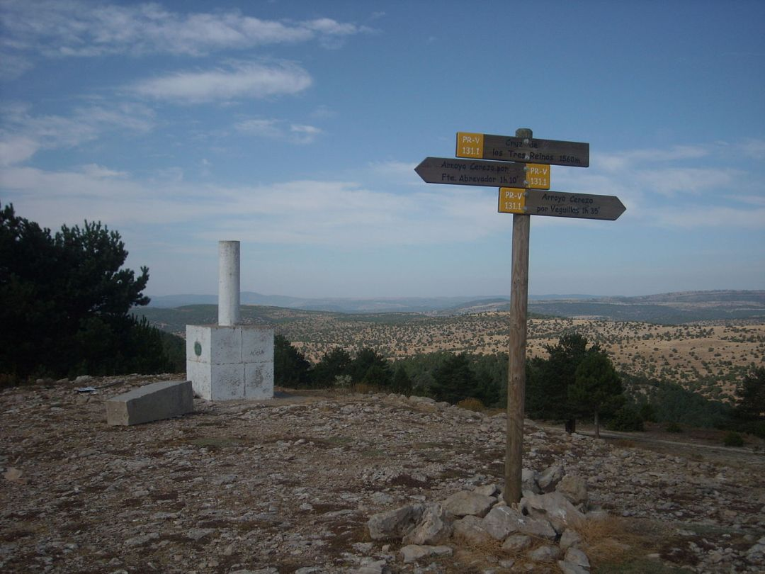 La Cruz de los Tres Reinos