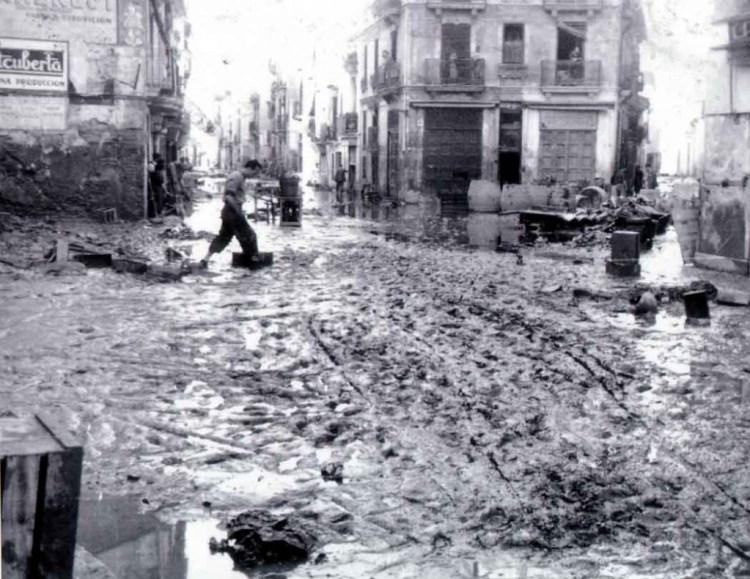 Calle Sagunto
