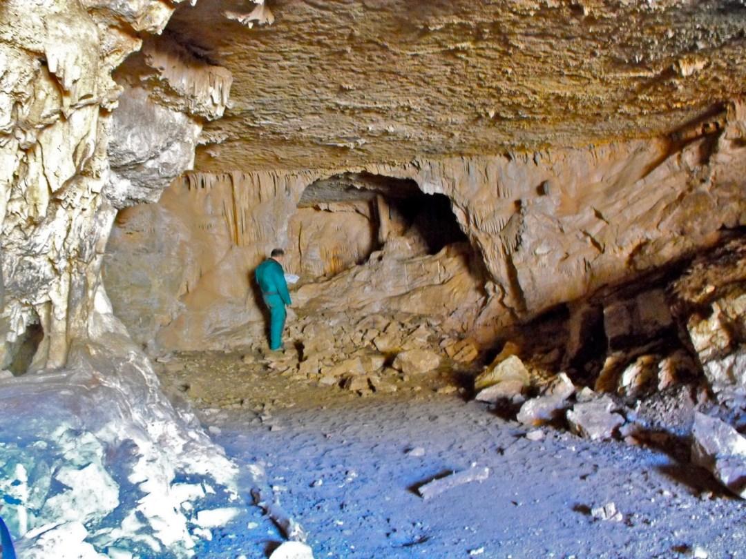 Cueva del Tortero. Fuente: lascavernas.blogspot.com