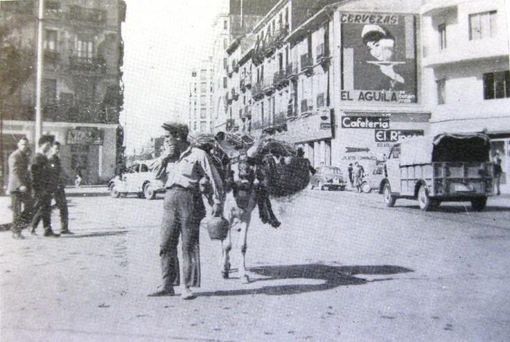 Botijero. Calle Jesús de Valencia. Fuente: Pinterest