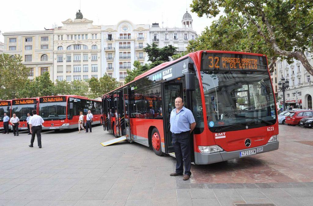 El bono anual para desempleados para viajar en autobús mantiene su precio de 10 euros