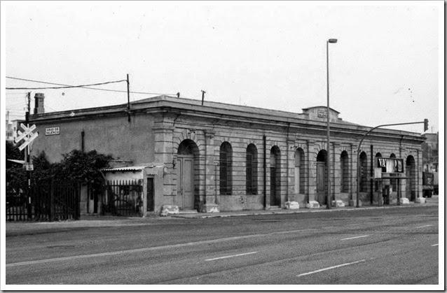 La estaci n de tren m s antigua de espa a est en valencia for Fotos antiguas de valencia