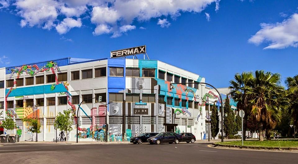 Fábrica de Fermax en Valencia