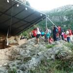 Visitas guiadas GRATUITAS al yacimiento La Cova del Bolomor y talleres didácticos