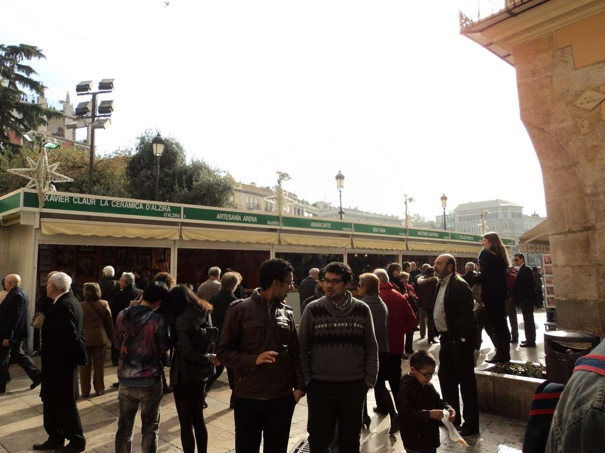 Mercados De Navidad 2017 En Valencia ~ Mercadillos Navideños En Valencia