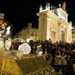 Cabalgata de los Reyes Magos 2016 en Valencia