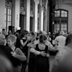 Un día especial: El día mundial del Tango en la Estación del Norte de Valencia