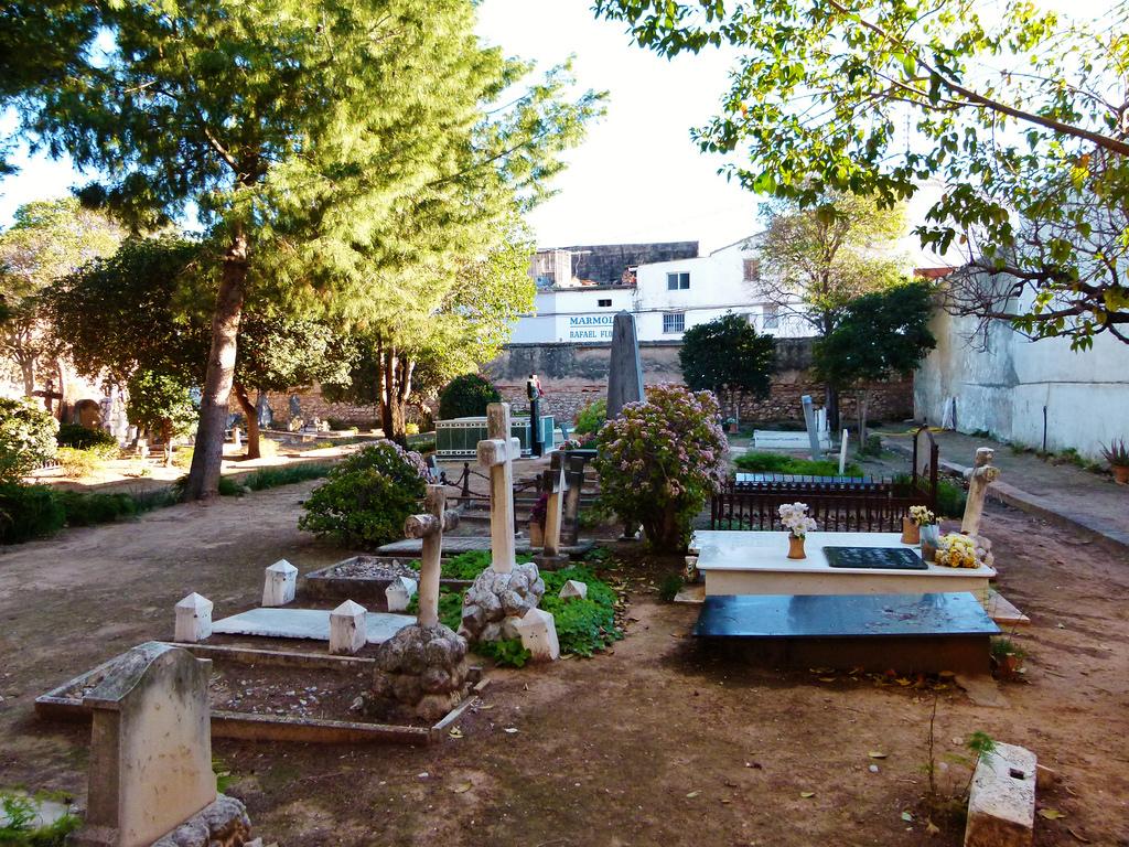 Cementerio protestante de Valencia. Fuente: Antonio Marín Segovia