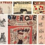 Los orígenes del tebeo valenciano (1864-1940) I parte