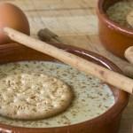 De la taula a la boca: Natillas de horchata