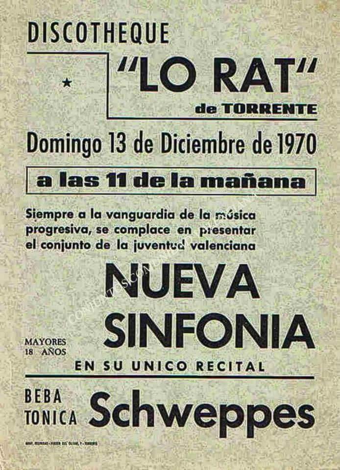Flyer de Lo Rat