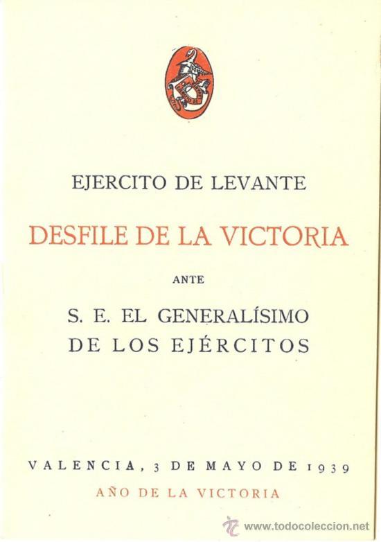 Desfile del 3 de Mayo de 1939. Fuente: todolección.net