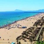 La Comunidad Valenciana lidera el número de Banderas Azules en las playas españolas