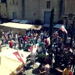 Ontinyent alberga este fin de semana un gran mercado medieval con más de 120 puestos