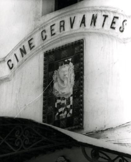Los inicios del Cervantes