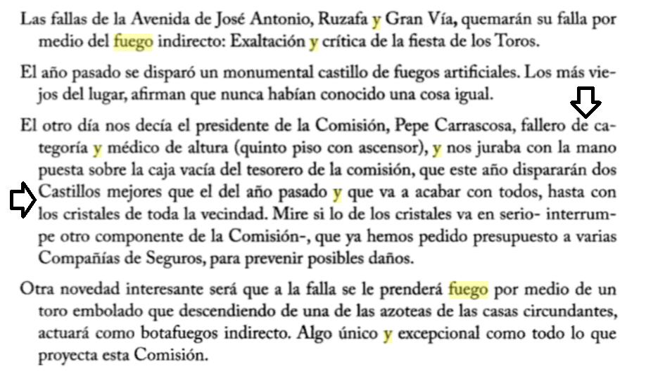 Valencia Marzo y Fuego, página 102,