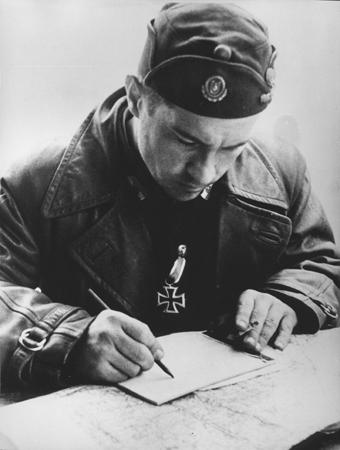 Ustasa Colonel Vjekoslav (Maks) Luburić.
